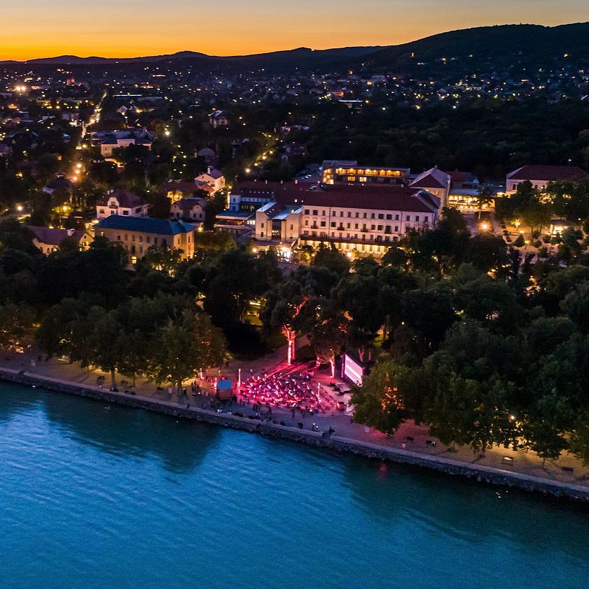 Veszprém, Balatonfüred és Balatonalmádi várja a filmbarátokat a magyar mozgókép új ünnepén